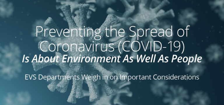 Environmental Services Preventing the Spread of Coronavirus
